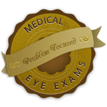 Medical Eye Exams