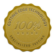 Cutting Edge Technology & Specialized Testing