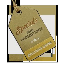 Specials / Promos